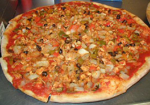 We offer over 30 kinds of pizza! Francesca's Pizzeria and Restaurant in Great Neck, NY